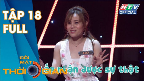 Xem Show TV SHOW Đối Mặt Thời Gian Tập 18 : Phiên bản nam của Hồ Ngọc Hà khiến địch thủ dè chừng HD Online.
