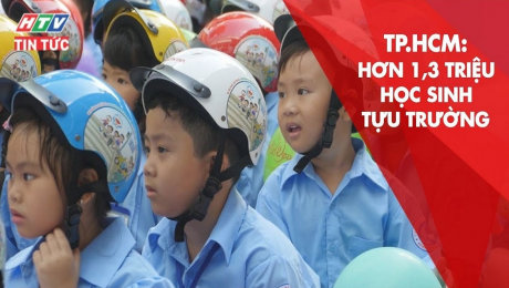 Xem Clip TPHCM : Hơn 1,3 Triệu Học Sinh Tựu Trường HD Online.