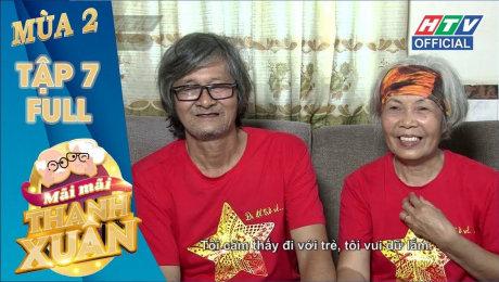 Xem Show TV SHOW Mãi Mãi Thanh Xuân Mùa 2 Tập 07 : Vân Trang ngưỡng mộ chuyện tình của vợ chồng phượt thủ U70 HD Online.