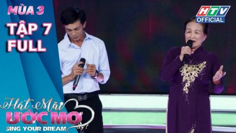 Xem Show TV SHOW Hát Mãi Ước Mơ Mùa 3 Tập 07 : Con dâu 68t một mình nuôi mẹ chồng bệnh tật HD Online.