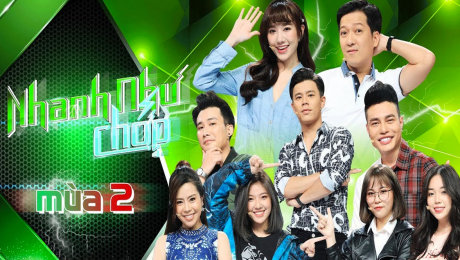 Xem Show TV SHOW Nhanh Như Chớp - Mùa 2 HD Online.