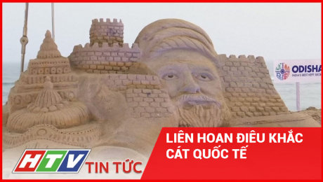 Xem Clip Liên Hoan Điêu Khắc Cát Quốc Tế HD Online.