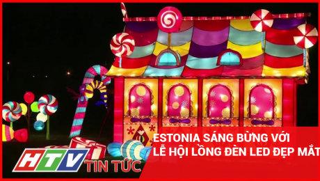 Xem Clip Estonia Sáng Bừng Với Lễ Hội Lồng Đèn Led Đẹp Mắt HD Online.