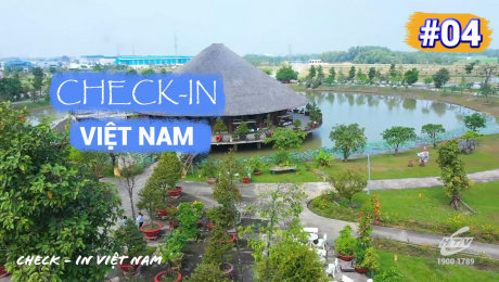 Xem Show TV SHOW Việt Nam - Điểm đến hôm nay Tập 04 : Long An - Mảnh đất trù phú HD Online.