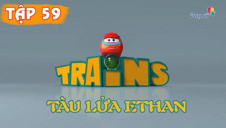 Xem Phim Hoạt Hình - Thiếu Nhi Phim hoạt hình : Tàu Lửa Ethan Tập 59 : Tàu hỏa mạnh mẽ HD Online.