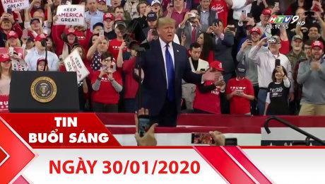 Xem Clip Bản Tin Buổi Sáng 30/01/2020 HD Online.