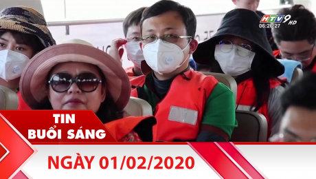 Xem Clip Bản Tin Buổi Sáng 01/02/2020 HD Online.