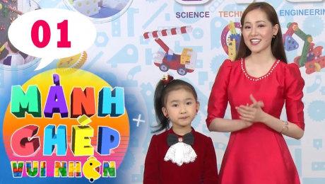 Xem Show TV SHOW Mảnh Ghép Vui Nhộn Tập 01 HD Online.