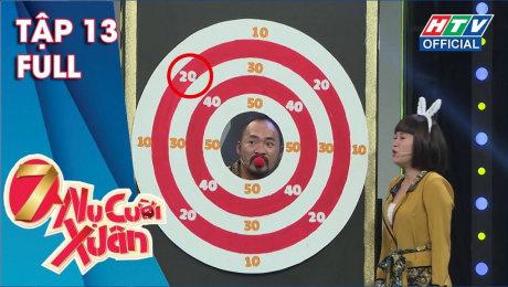 Xem Show TV SHOW 7 Nụ Cười Xuân Mùa 3 Tập 13 : Gil Lê xuất hiện, Lan Ngọc bối rối HD Online.