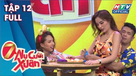 Xem Show TV SHOW 7 Nụ Cười Xuân Mùa 3 Tập 12 : Minh Triệu và Kỳ Duyên tiếp tục gây bão cộng đồng mạng HD Online.