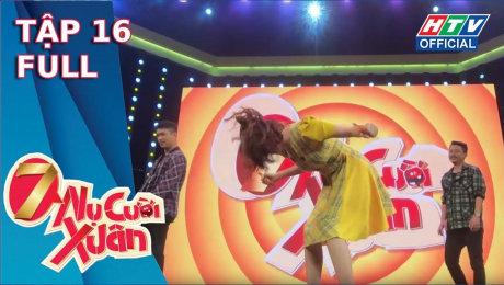 Xem Show TV SHOW 7 Nụ Cười Xuân Mùa 3 Tập 16 : Lâm Vỹ Dạ ngậm ngùi xa chồng, về cùng đội Voi Biển HD Online.