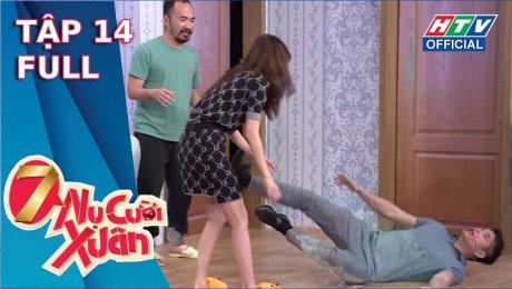 Xem Show TV SHOW 7 Nụ Cười Xuân Mùa 3 Tập 14 : Trung Quân, Denis Đặng và phiên bản Tự Tâm hài hước HD Online.