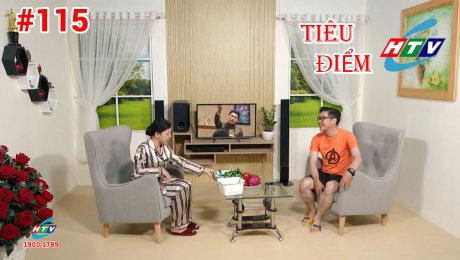Xem Show TV SHOW Tiêu Điểm HTVC Bản tin số 115 : Tiểu Phẩm Ti Vi Hay Điện Thoại HD Online.