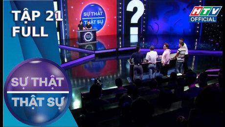 Xem Show TV SHOW Sự Thật Thật Sự Tập 21 : Quang Trung không hôn vợ sắp cưới trong 3 ngày sau cưới HD Online.