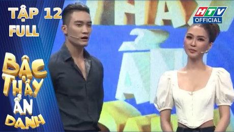 Xem Show TV SHOW Bậc Thầy Ẩn Danh Tập 12 : Cao Thái Hà tuột đường vì Akira Phan HD Online.