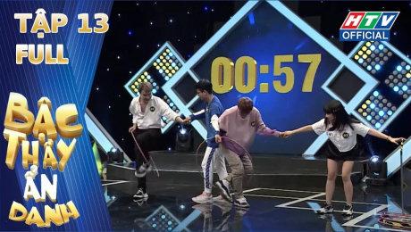 Xem Show TV SHOW Bậc Thầy Ẩn Danh Tập 13 : Fanny hay Hữu Phước bị 7 người chơi vạch mặt HD Online.