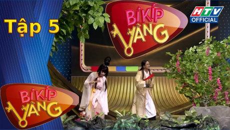 Xem Show TV SHOW Bí Kíp Vàng Tập 05 : Ngân Quỳnh, Nguyễn Chung, Hoàng Phúc HD Online.