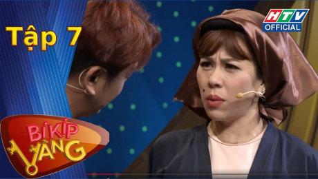 Xem Show TV SHOW Bí Kíp Vàng Tập 07 :  Phương Dung - Thụy Mười - Năm Chà mang kiến thức nuôi con cháu đi thi HD Online.