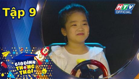 Xem Show TV SHOW Gia Đình Thông Thái Tập 09 : Sushi Đăng Khôi trở lại gây mê mẩn cho Sam HD Online.