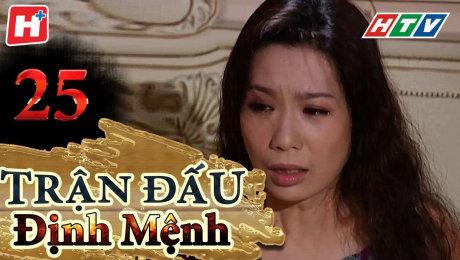 Xem Phim Tình Cảm - Gia Đình Trận Đấu Định Mệnh Tập 25 HD Online.