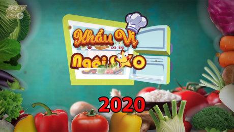 Xem Show TV SHOW Khẩu Vị Ngôi Sao 2020 HD Online.