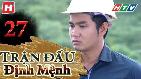 Xem Phim Tình Cảm - Gia Đình Trận Đấu Định Mệnh Tập 27 HD Online.