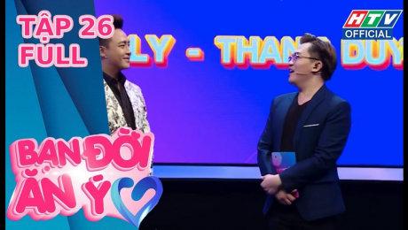 Xem Show TV SHOW Bạn Đời Ăn Ý Tập 26 : Thanh Duy tiết lộ lý do Kha Ly thích bóng đêm HD Online.