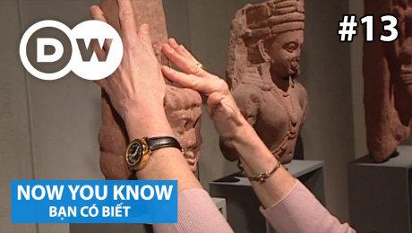 Xem Show TRUYỀN HÌNH THỰC TẾ Bạn Có Biết Tập 13 : Can blind people see in their dreams? HD Online.