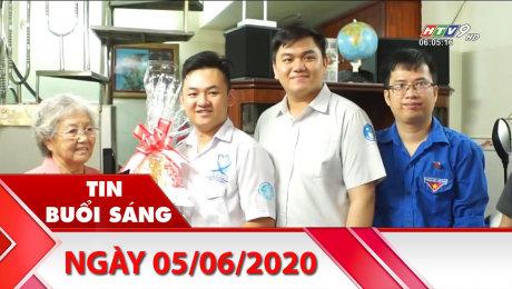 Xem Clip Bản Tin Buổi Sáng 05/06/2020 HD Online.