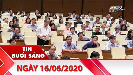 Xem Clip Bản Tin Buổi Sáng 16/06/2020 HD Online.