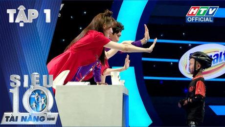 Xem Show TV SHOW Siêu Tài Năng Nhí Tập 01 : Lộ ảnh tuổi thơ của Trấn Thành, Hari, Trúc Nhân HD Online.