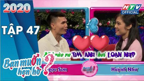 Xem Show TV SHOW Bạn Muốn Hẹn Hò 2020 Tập 47 : Toát mồ hôi hột với tiêu chí chọn bạn trai GÓT HỒNG HD Online.