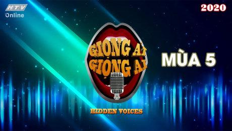 Xem Show TV SHOW Giọng Ải Giọng Ai Mùa 5 HD Online.