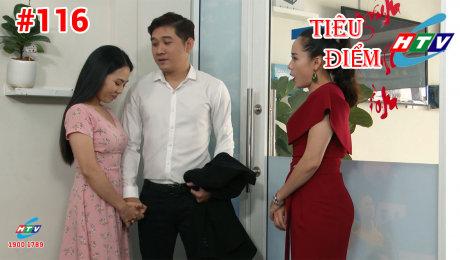 Xem Show TV SHOW Tiêu Điểm HTVC Bản tin số 116 : Tiểu Phẩm Người yêu cũ hay vợ HD Online.