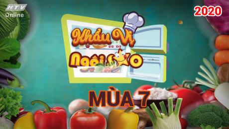 Xem Show TV SHOW Khẩu Vị Ngôi Sao Mùa 7 - 2020 HD Online.