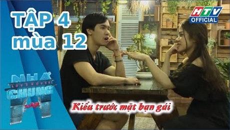 Xem Show TRUYỀN HÌNH THỰC TẾ Ngôi Nhà Chung Mùa 12 Tập 04 : Mưa lạnh mà tim ấm HD Online.