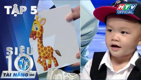Xem Show TV SHOW Siêu Tài Năng Nhí Tập 05 : Gil Lê khoe độ dẻo 6 năm trường múa với Erik, Trấn Thành, Hari HD Online.