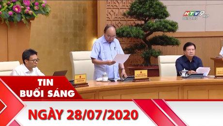 Xem Clip Bản Tin Buổi Sáng 28/07/2020 HD Online.
