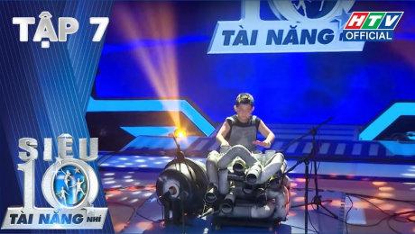 Xem Show TV SHOW Siêu Tài Năng Nhí Tập 07 : Trấn Thành tặng học bổng khủng cho cô bé làm nón Làng Chuông HD Online.