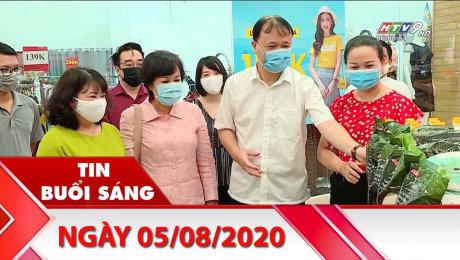 Xem Clip Bản Tin Buổi Sáng 05/08/2020 HD Online.