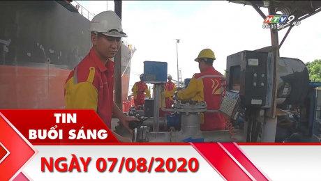 Xem Clip Bản Tin Buổi Sáng 07/08/2020 HD Online.