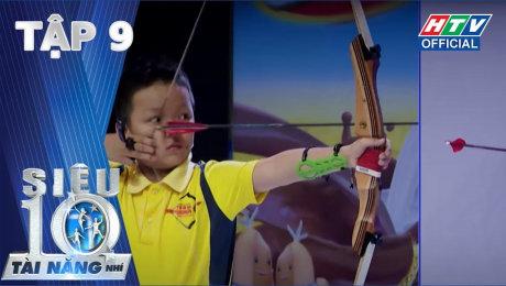 Xem Show TV SHOW Siêu Tài Năng Nhí Tập 09 : Trấn Thành nhanh trí hát chế lời, Hari Won gật đầu ưng bụng HD Online.