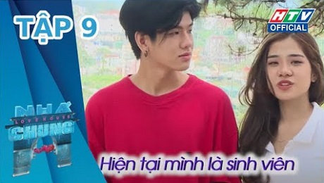 Xem Show TRUYỀN HÌNH THỰC TẾ Ngôi Nhà Chung Mùa 12 Tập 09 : Em ghen với cả vòng tay HD Online.