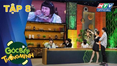 Xem Show TV SHOW Góc Bếp Thông Minh Tập 08 : Trang Hý ăn không hết, Woossi lần mãi không ra HD Online.