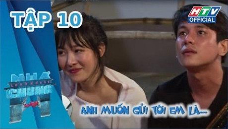 Xem Show TRUYỀN HÌNH THỰC TẾ Ngôi Nhà Chung Mùa 12 Tập 10 : Em đã hiểu lầm anh hay anh đã hiểu lầm em HD Online.