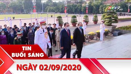 Xem Clip Bản Tin Buổi Sáng 02/09/2020 HD Online.