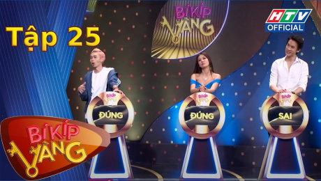 """Xem Show TV SHOW Bí Kíp Vàng Tập 25 : Thúc Lĩnh, Nam Thư và Hồng Thanh """"tiếp chiêu"""" Việt Hương HD Online."""