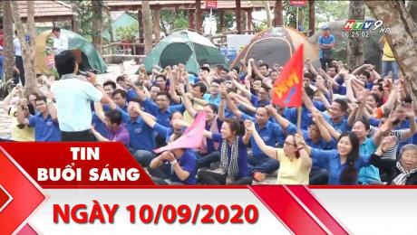 Xem Clip Bản Tin Buổi Sáng 10/09/2020 HD Online.