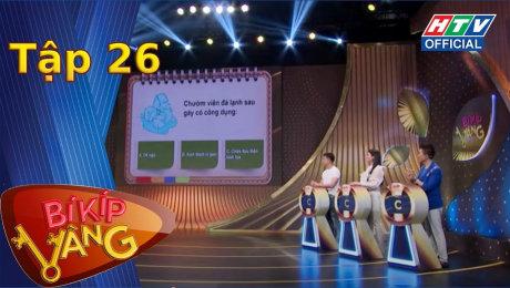 """Xem Show TV SHOW Bí Kíp Vàng Tập 26 : Việt Hương hứa cho Kha Ly """"đóng vai ác"""" vì quá hiền lành HD Online."""