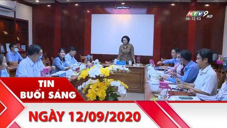 Xem Clip Bản Tin Buổi Sáng 12/09/2020 HD Online.